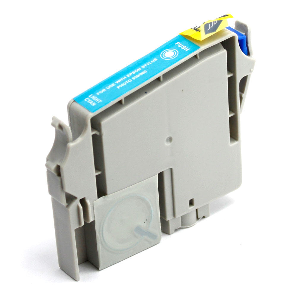 Epson T033520 Compatible Light Cyan Ink Cartridge