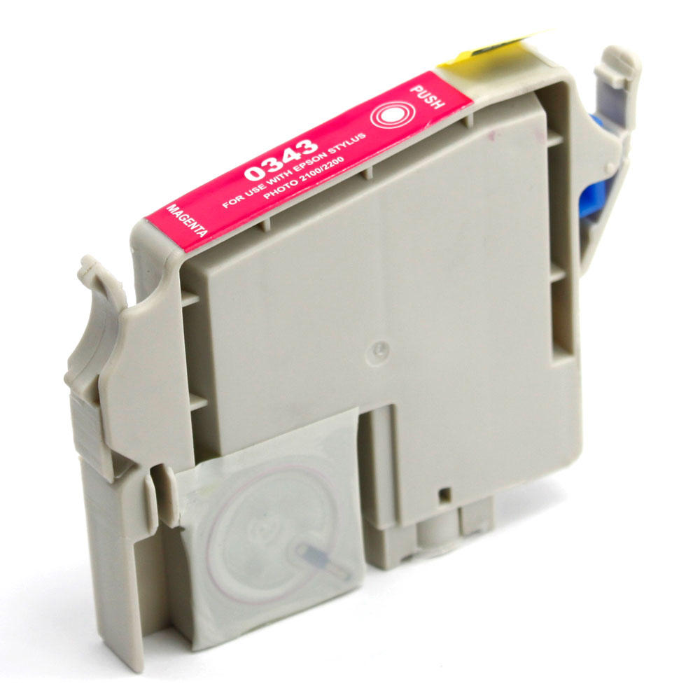 Epson T034320 Compatible Photo Magenta Ink Cartridge