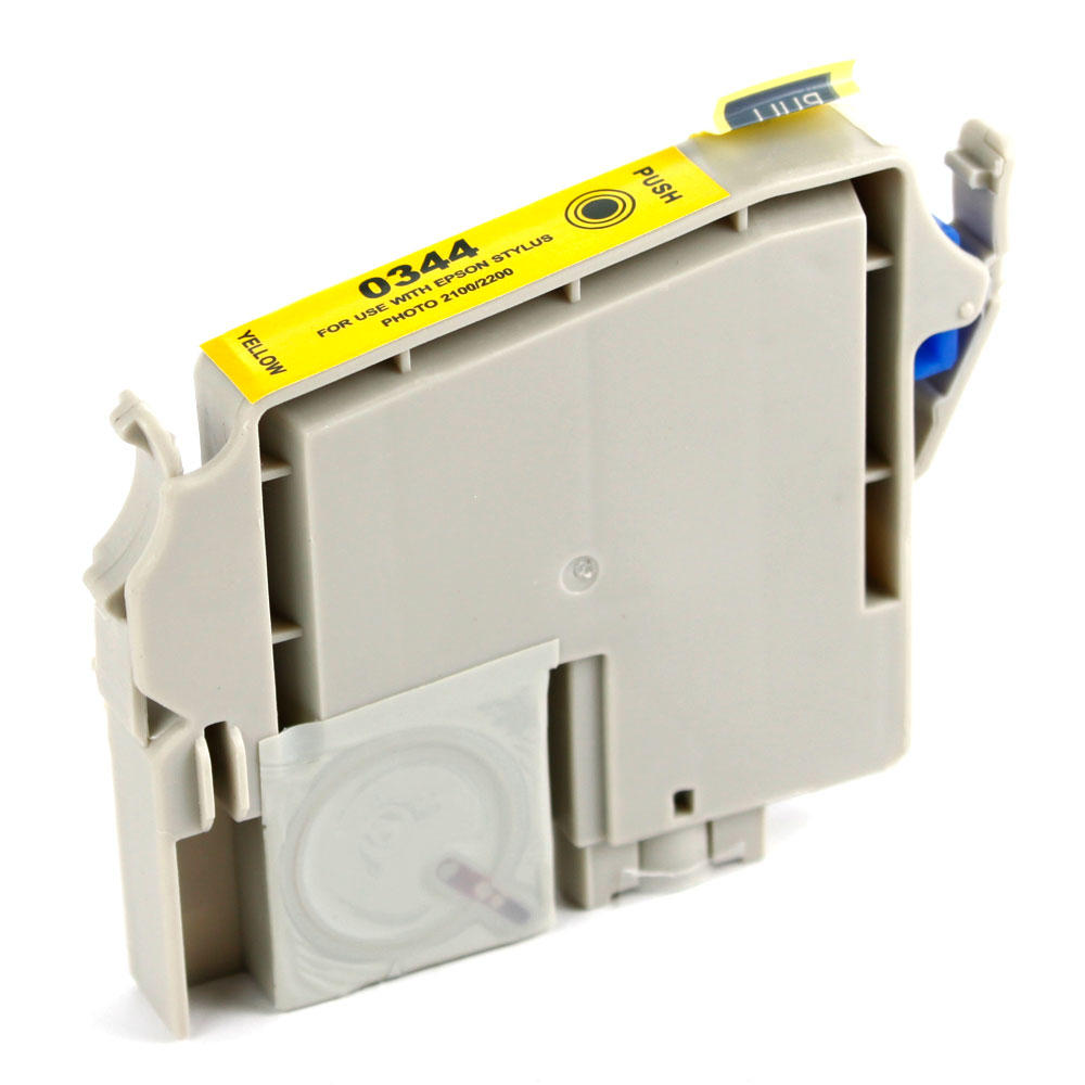Epson T034420 Compatible Photo Yellow Ink Cartridge