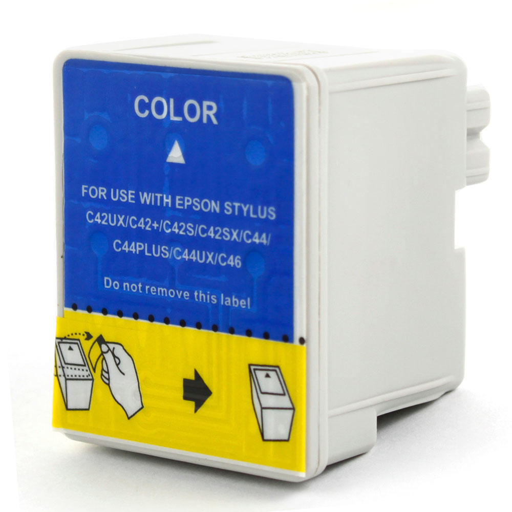 Epson T037020 Compatible Color Ink Cartridge
