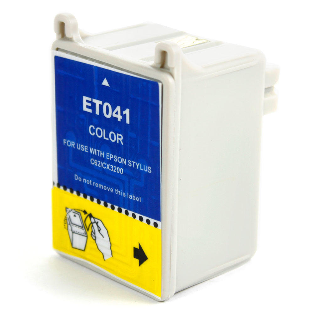 Epson T041020 Compatible Color Ink Cartridge