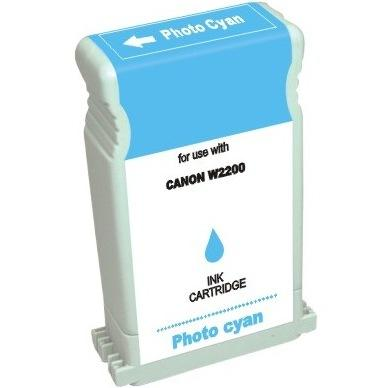 Canon BCI-1302PC Compatible Photo Cyan Ink Cartridge