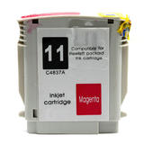 Remanufactured HP 11 C4837A HP 13 C4816A Magenta Ink Cartridge High Yield