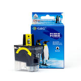 Brother LC41BK Compatible Black Ink Cartridge - G&G™