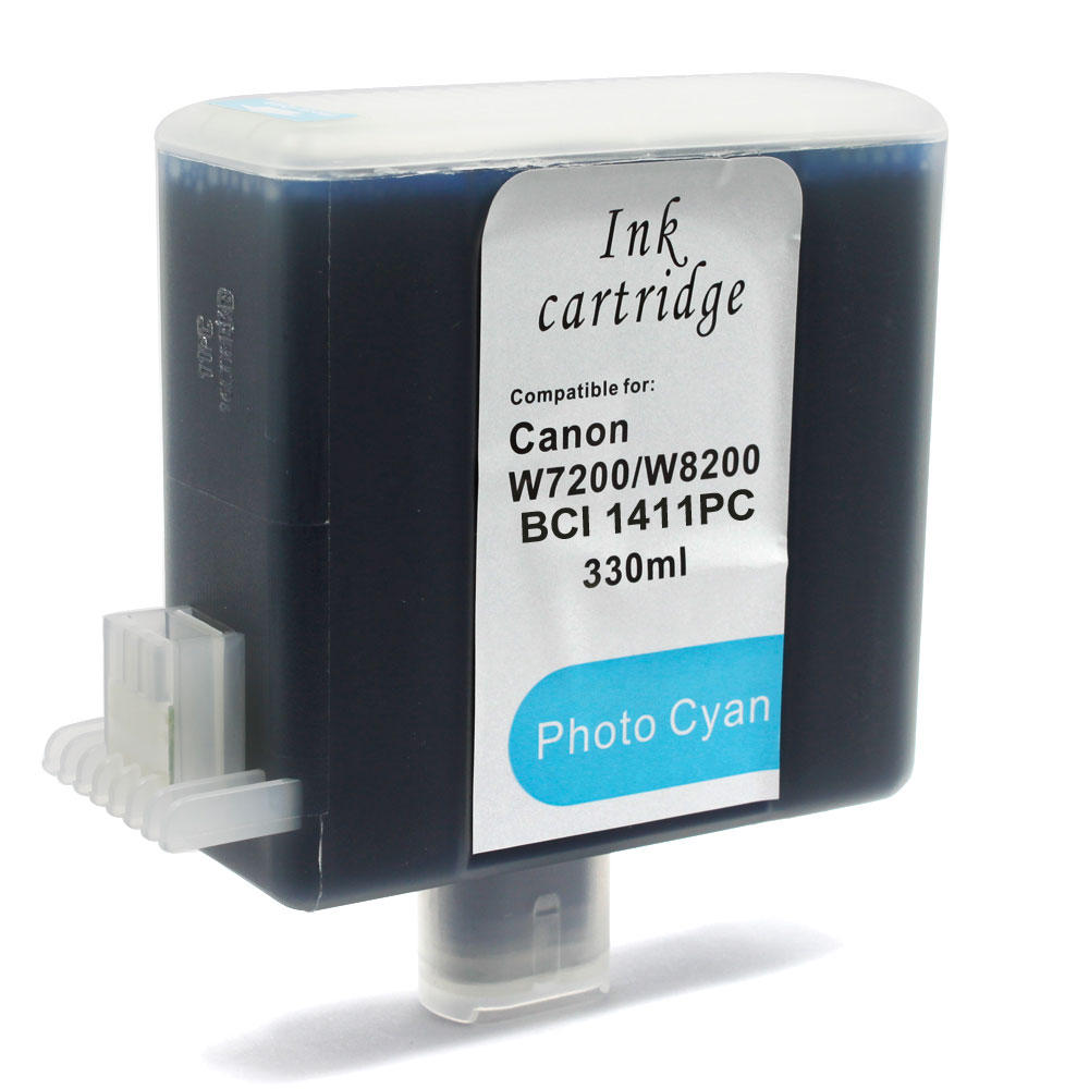 Canon BCI-1411PC Compatible Photo Cyan Ink Cartridge