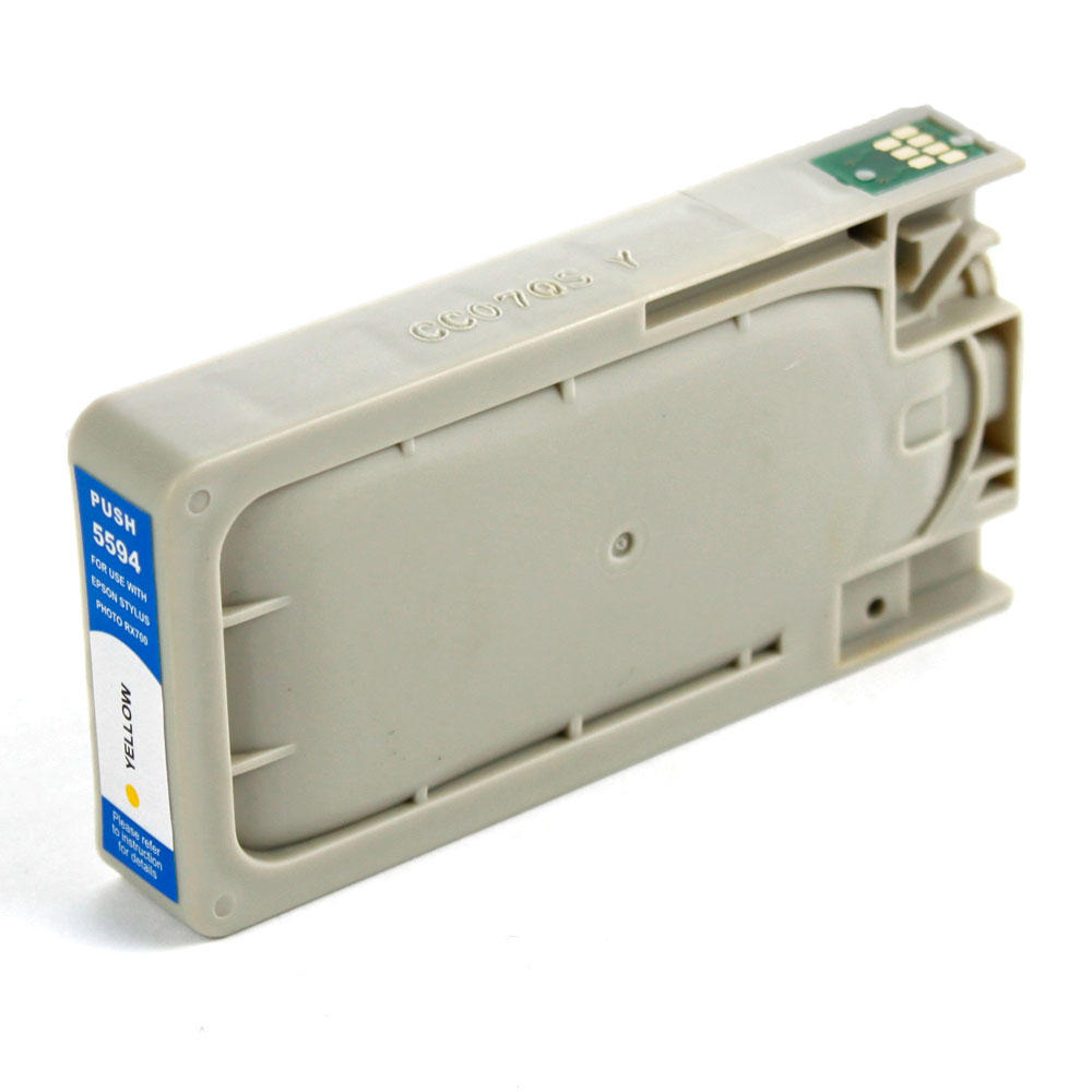 Epson T559420 Compatible Yellow Ink Cartridge