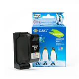 Remanufactured HP 17 C6625A/D Color Ink Cartridge - G&G™