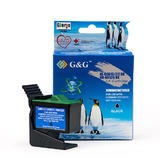 Lexmark #16 10N0016 and Lexmark #17 10N0217 Remanufactured Black Ink Cartridge (High Yield) - G&G™