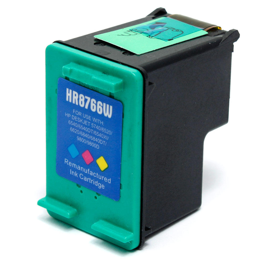 Remanufactured HP 95 C8766WN Tri-color Ink Cartridge