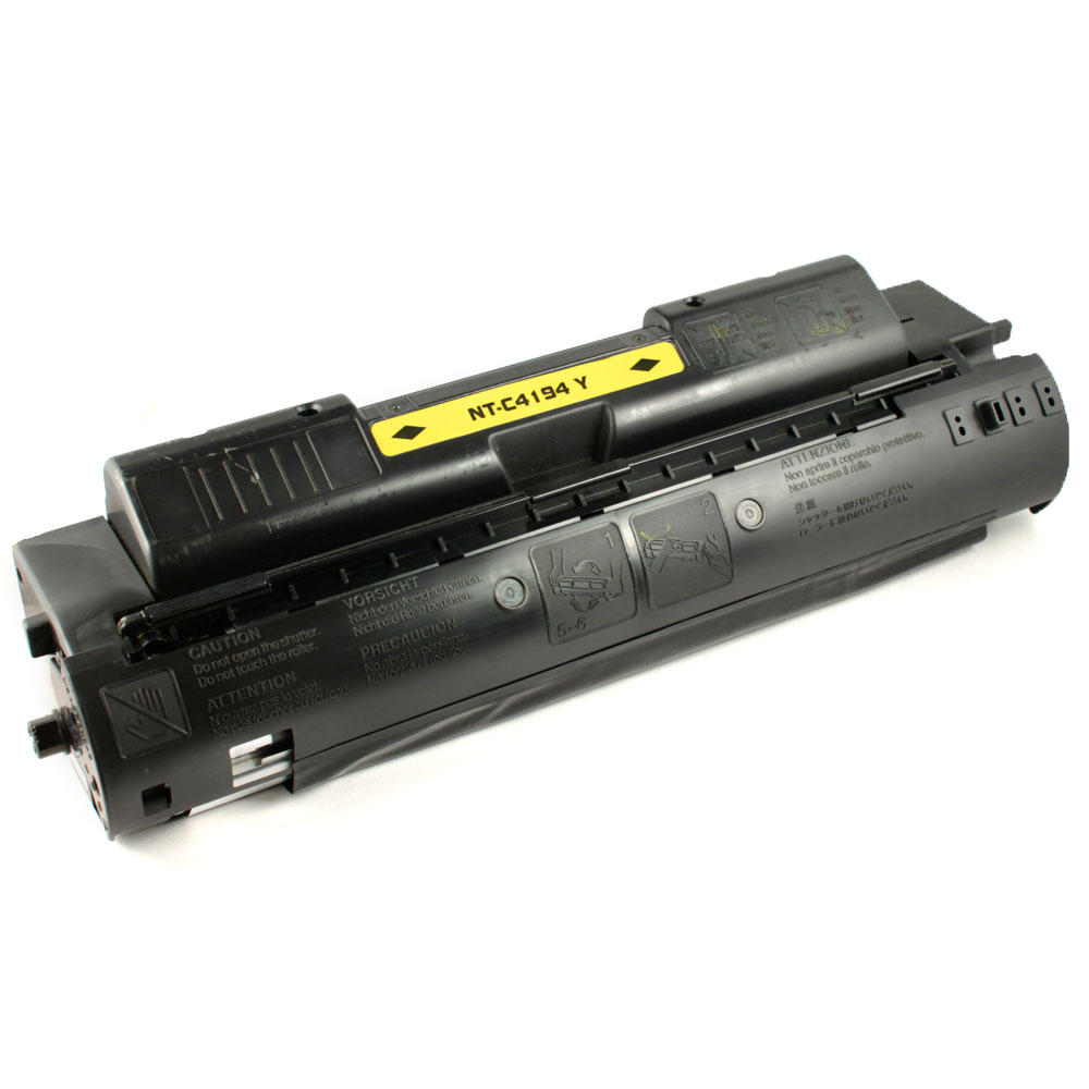 Remanufactured HP 640A C4194A Yellow Toner Cartridge