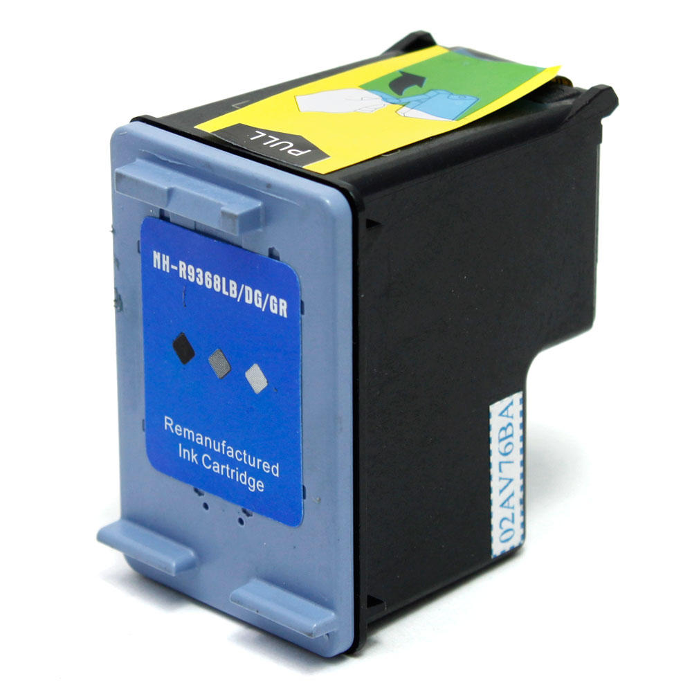 Remanufactured HP 100 C9368AN Photo Gray Ink Cartridge