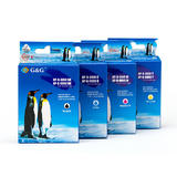 Brother LC41 Compatible Ink Cartridge Combo BK/C/M/Y - G&G™