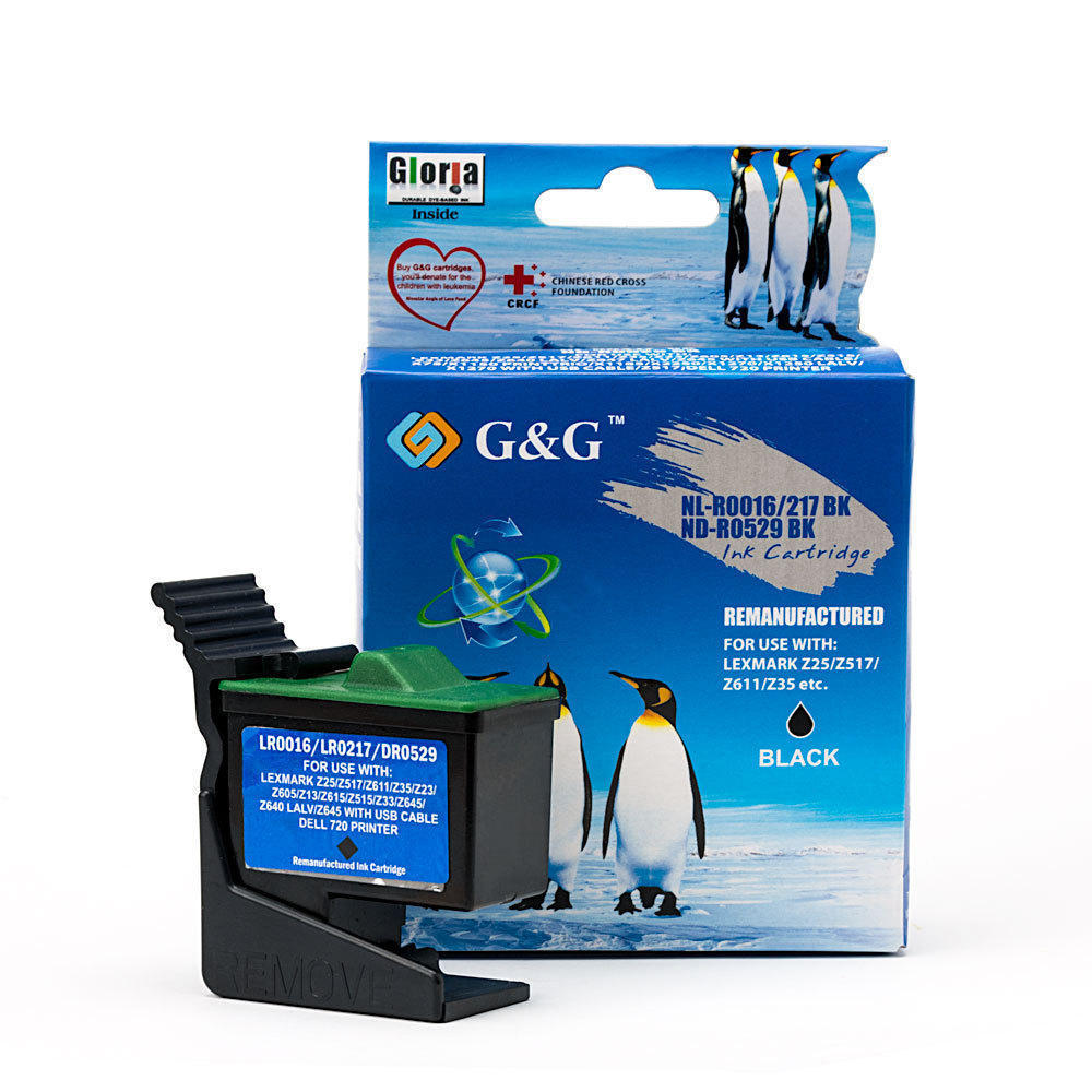 Dell T0529 Remanufactured Black Ink Cartridge – G&G