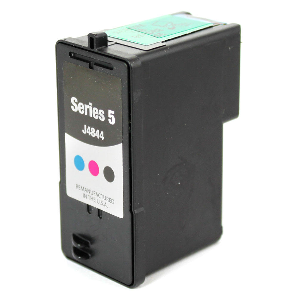 Dell J4844 Remanufactured Photo Color Ink Cartridge