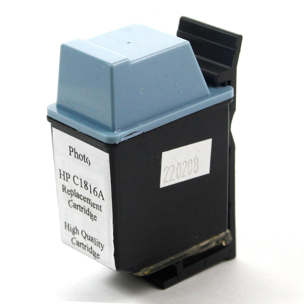 Remanufactured HP 16 C1816A Photo Color Ink Cartridge