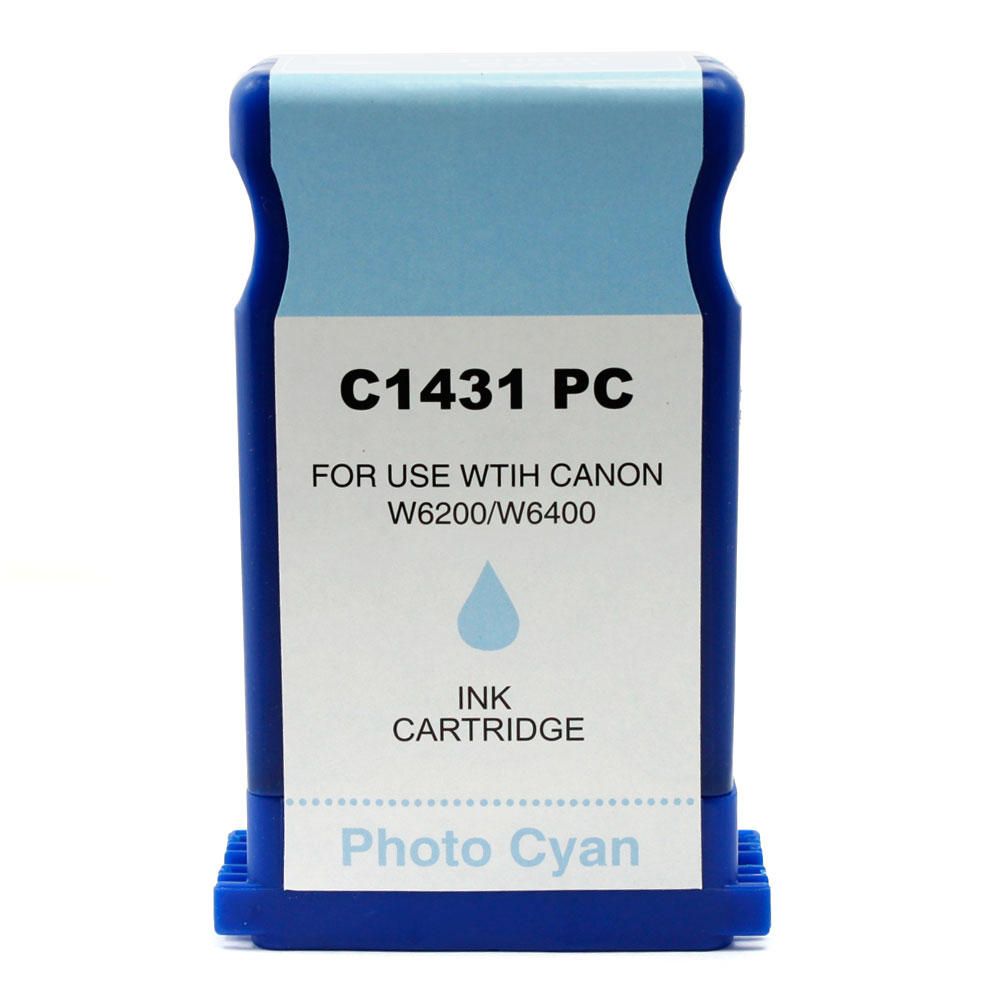 Canon BCI-1431PC Compatible Photo Cyan Ink Cartridge