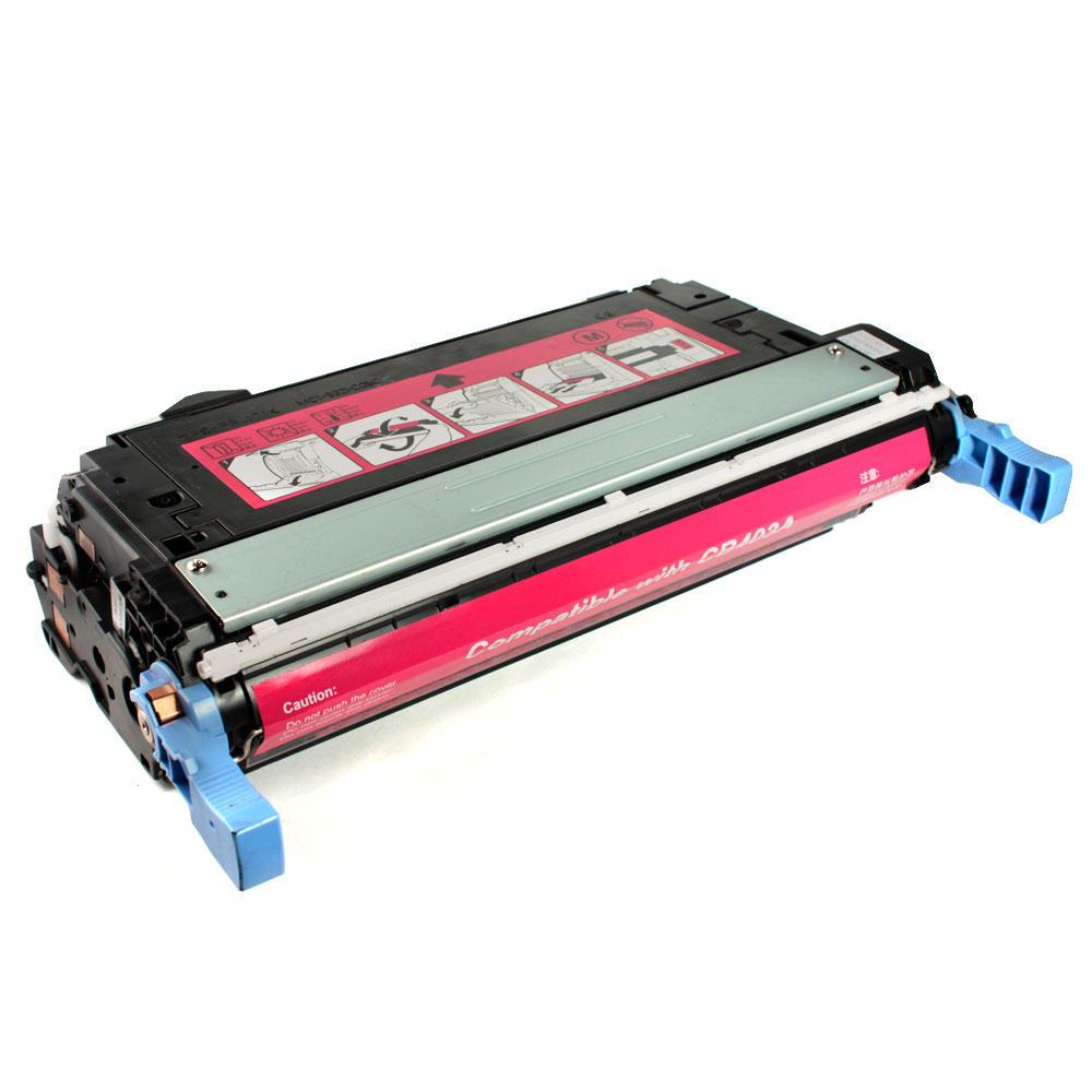 Sapiensman Consumer Electronics Hp Laserjet 24k Black Toner Cartridge Cc364x Compatible 642a Cb403a Magenta