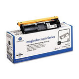Konica-Minolta 1710587-004 Original Black Toner Cartridge