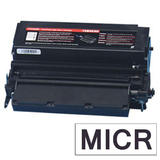 Lexmark 1380520 MICR Compatible Black Toner Cartridge