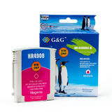 Remanufactured HP 940XL C4908AN C4904AN Magenta Ink Cartridge High Yield - G&G™