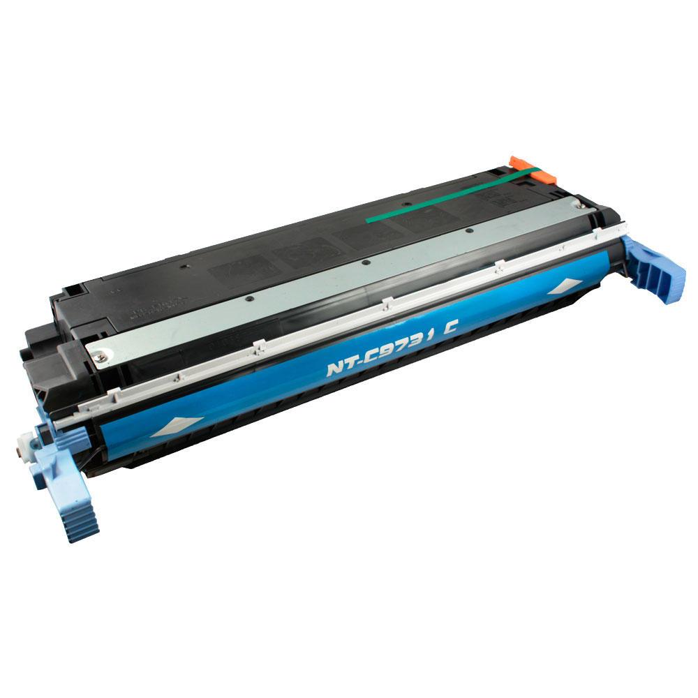Compatible HP 645A C9731A Cyan Toner Cartridge