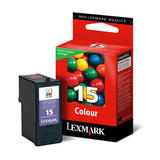 Lexmark No.15 18C2110 18C2119 Original Color Ink Cartridge
