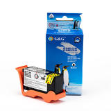 Dell Series 24 New Compatible Black Ink Cartridge High Yield (T109N / 330-5287/330-5887) - G&G™