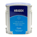 Remanufactured HP 12 C4804A Cyan Ink Cartridge