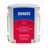 Remanufactured HP 12 C4805A Magenta Ink Cartridge
