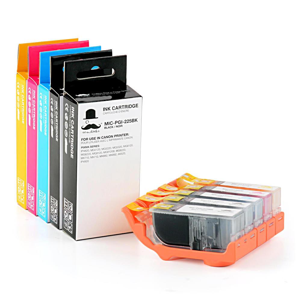 Canon Pgi225 Cli226 Compatible Ink Cartridge Combo Moustache Wiring Diagram Cannon Mx459 Fax