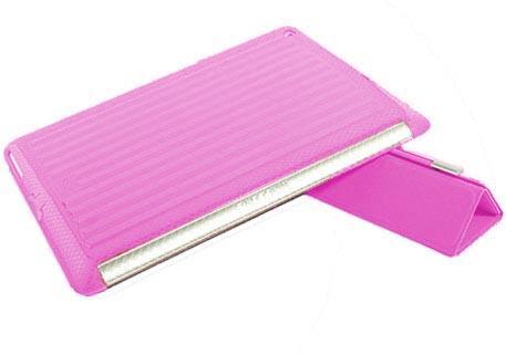 Maclove TPU Jumper Case for iPad2, Pink