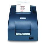 Epson® TMU220B-653 Receipt Printer Two Color Dot Matrix Serial Interface