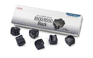 Xerox 108R00672 Original Black Solid Ink Sticks – 6 Sticks|Pack