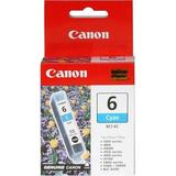 Canon BCI-6C Original Cyan Ink Cartridge