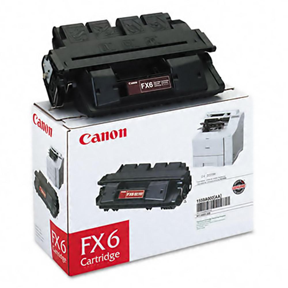 Canon FX6 1559A002AA Original Black Toner Cartridge