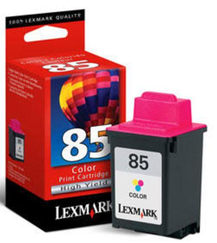 Medium Plus 310de Lexmark 12a1985 Oem 3200 Color Jetprinter No 85 Original High