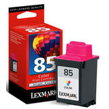 Lexmark 12A1985 (NO.85) Original Color High Yield Ink Cartridge