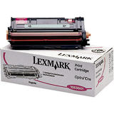 Lexmark 10E0041 Original Magenta Toner Cartridge