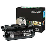 Lexmark 64004HA Original Black Return Program Toner Cartridge High Yield