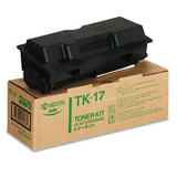 Kyocera-Mita TK-17 originale Black Toner Cartridge