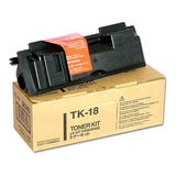 Kyocera-Mita TK-18 originale Black Toner Cartridge