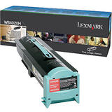 Lexmark W84020H Original Black Toner Cartridge High Yield