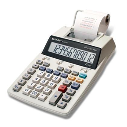 reviews of sharp el1701v 12 digits gt tax 2 color calculator ac rh 123ink ca