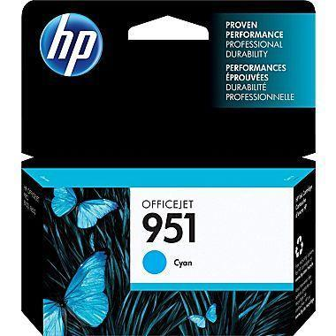 HP 951 CN050AN Original Cyan Ink Cartridge