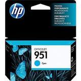 HP 951 CN050AN Original Cyan Ink Cartridge