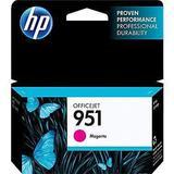 HP 951 CN051AN Original Magenta Ink Cartridge