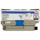 Okidata 44469801 Original (Type C17) Black Laser Toner Cartridge
