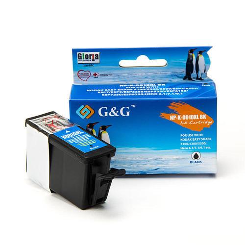 Kodak 10xl 8237216 Compatible Black Ink Cartridge Gg
