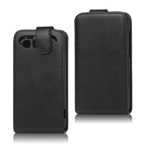 Leather Flip Case for HTC Raider 4G | HTC VIVID LTE 4G