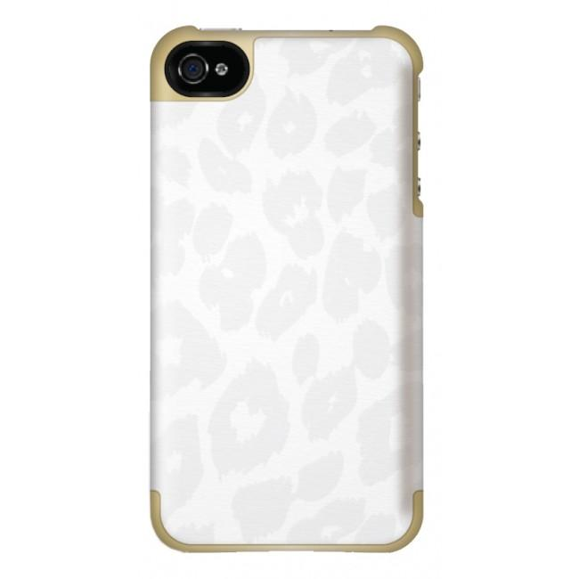 Griffin Moxy Big Cat Snap-On Case For iPhone SE & iPhone 5|5S, White